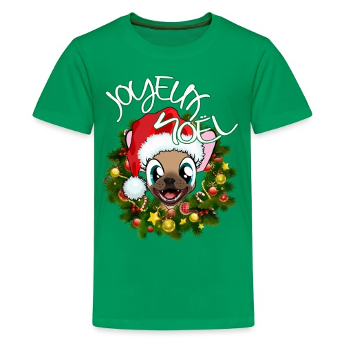 FRENCHIE NOEL - T-shirt Premium Ado