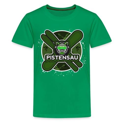 PistenSau NuClear - Teenager Premium T-Shirt