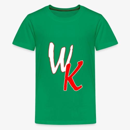 WK - Koszulka młodzieżowa Premium