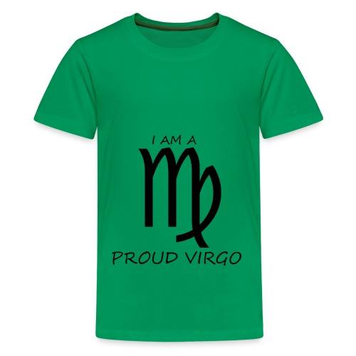 VIRGO - Teenage Premium T-Shirt