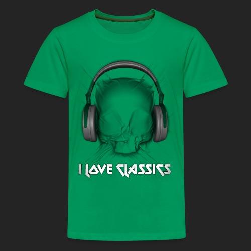 I love classics - T-shirt Premium Ado