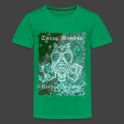 TW - 3C - Teenage Premium T-Shirt