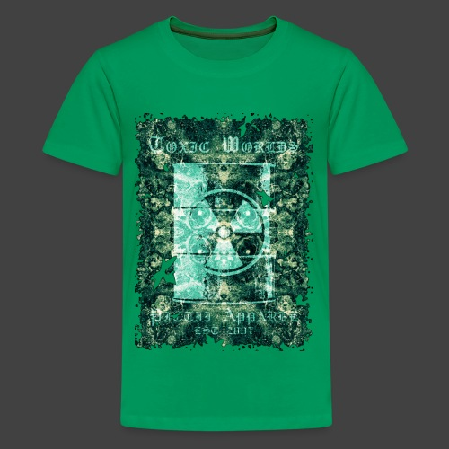TW - 5A - Teenage Premium T-Shirt