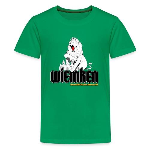 Ostfriesland Häuptlinge Maria von Jever - Teenager Premium T-Shirt