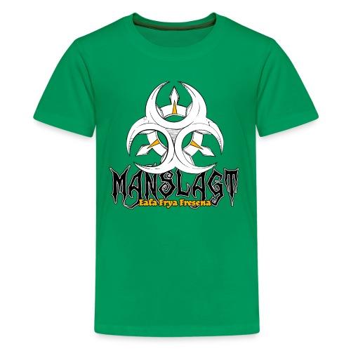 Ostfriesland Häuptlinge Manslagt - Teenager Premium T-Shirt