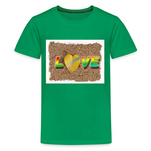love,madinina - T-shirt Premium Ado