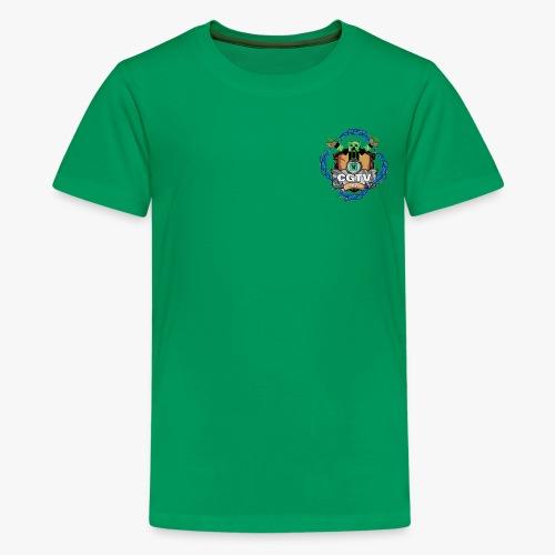 GGTV - Teenager Premium T-Shirt