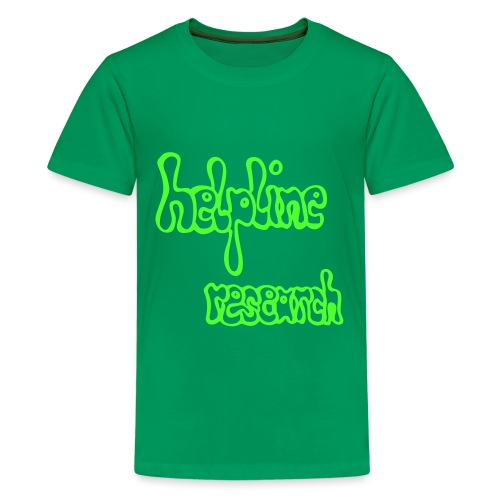 Hilfe gesucht! - Teenager Premium T-Shirt