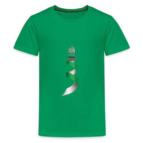 Leuchtturm - Teenager Premium T-Shirt