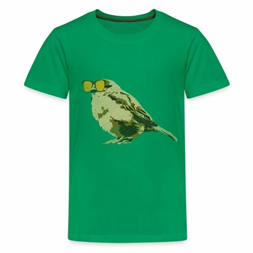 Mus Yellow - Teenager Premium T-shirt