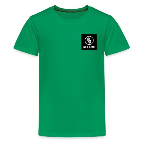 Sidetrak Records - Teenage Premium T-Shirt