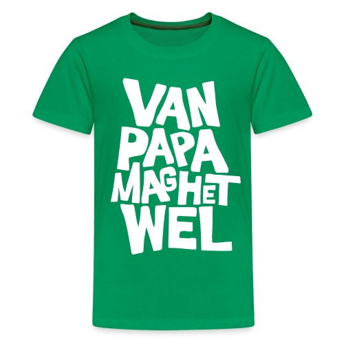 vanpapa - Teenager Premium T-shirt