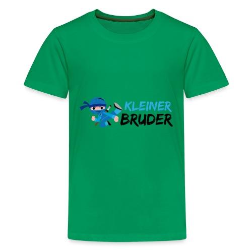 Ninja - Kleiner Burder - Teenager Premium T-Shirt