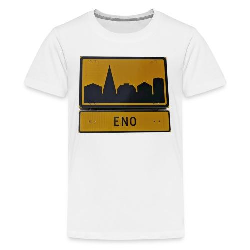 The Eno - Teinien premium t-paita