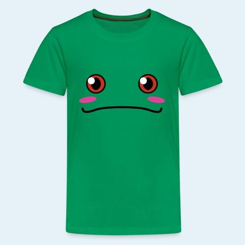 Rana bebé (Cachorros) - Camiseta premium adolescente