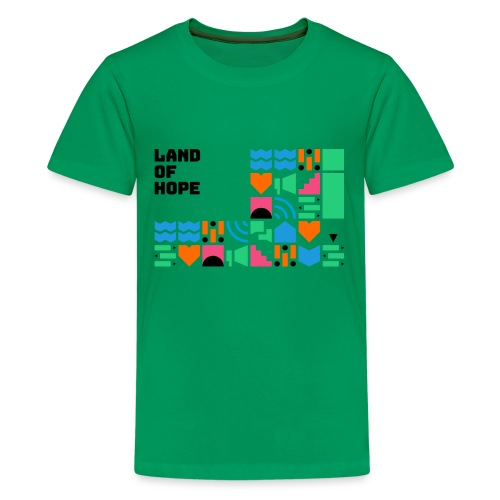 Land of Hope - Teenage Premium T-Shirt
