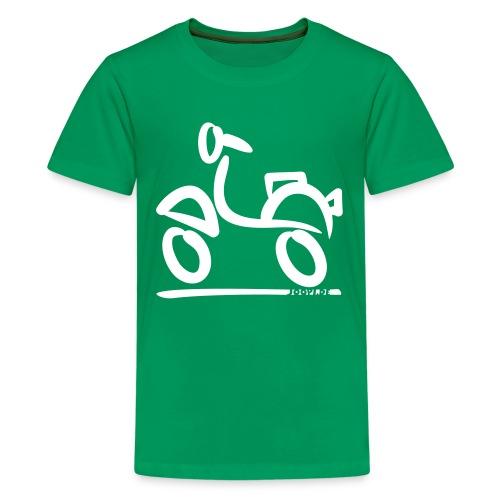 joopscooter - Teenager Premium T-Shirt