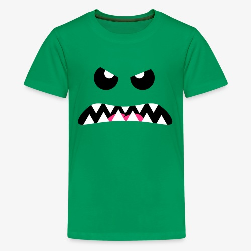 Little Angry Critter - Teenage Premium T-Shirt