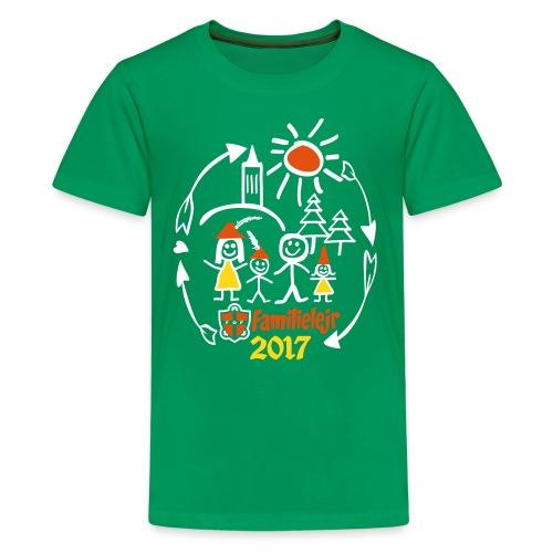 tshirtlogo-sw2017c - Teenager premium T-shirt