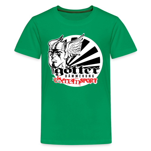 GÖTTERDÄMMERUNG - Teenager Premium T-Shirt