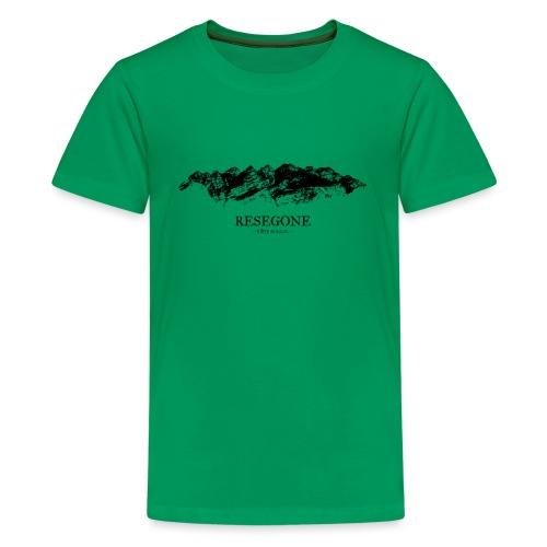 GoClassic   Resegone - Maglietta Premium per ragazzi