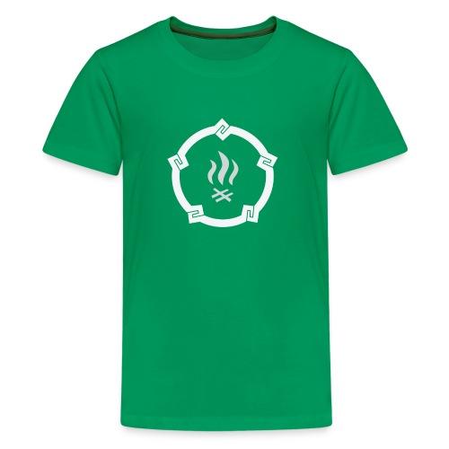 HKPT logotuote - Teinien premium t-paita