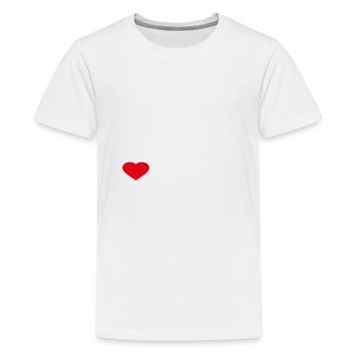 MYBESTFRIEND-STAFFORDSHIRE BULLTERRIER - Teenager Premium T-Shirt