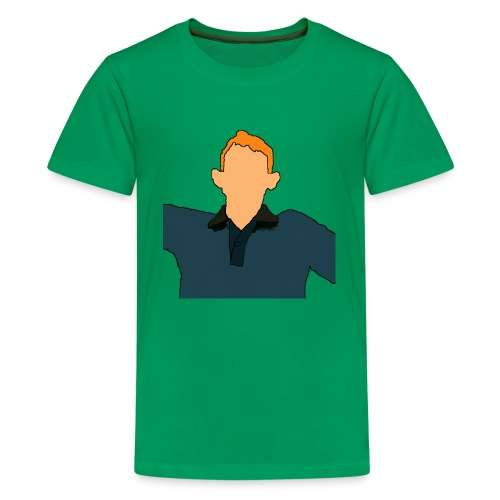 cartoonme png - Teenage Premium T-Shirt