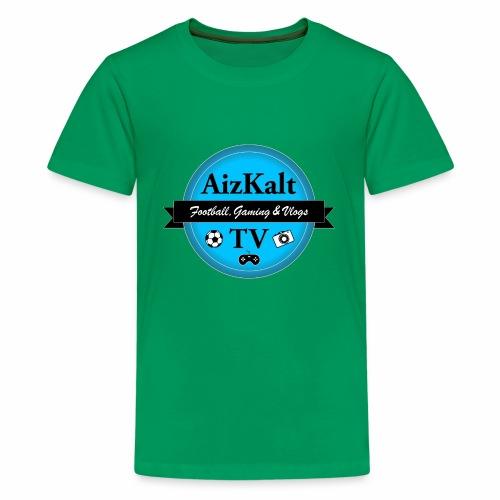 AizKaltTV Logo 2018 - Teenager Premium T-Shirt