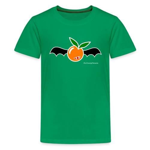 La taronja penada - Camiseta premium adolescente