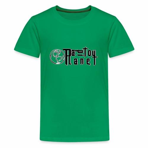 Papitou planet - CADEAU PAPA T-SHIRT HOMME - T-shirt Premium Ado
