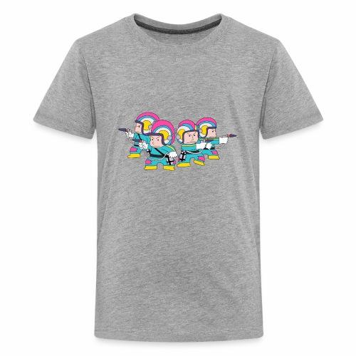 Emerald Guards - Teenage Premium T-Shirt