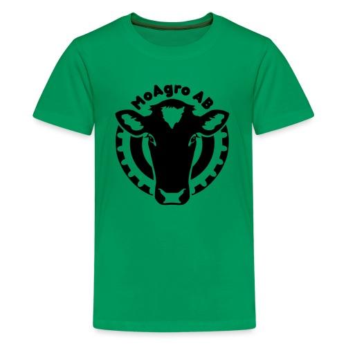 MoAgroABsvart - Premium-T-shirt tonåring