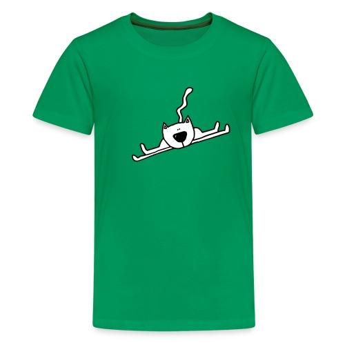 afbeelding77 007x copyroze - Teenager Premium T-shirt