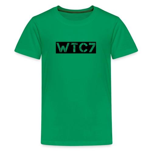 WTC7 - Teenager Premium T-Shirt