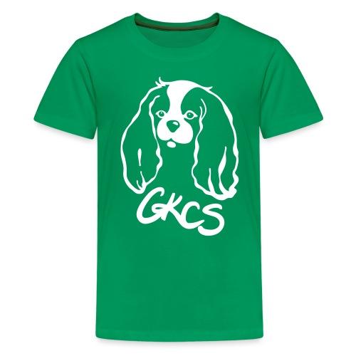Cavalier King Charles Spaniel - Teenager Premium T-Shirt