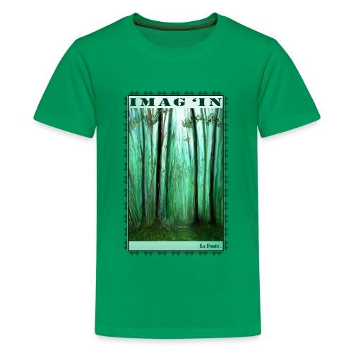 La Forêt - T-shirt Premium Ado