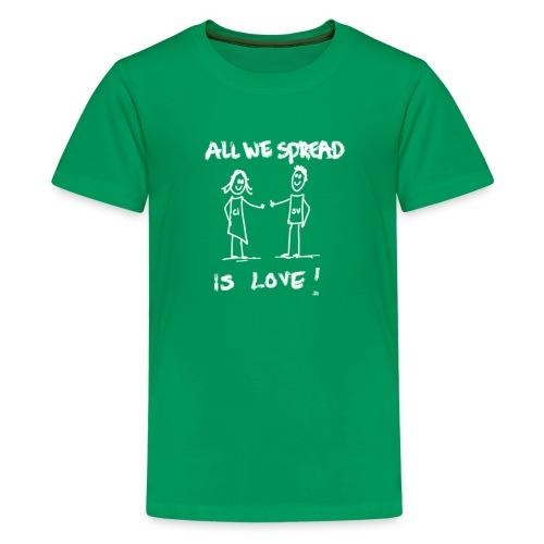 Jaarlogo 2021 - Teenager Premium T-shirt