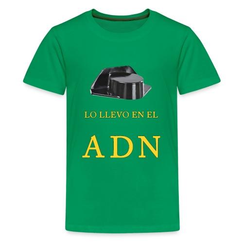 LO LLEVO EN EL ADN - Teenage Premium T-Shirt