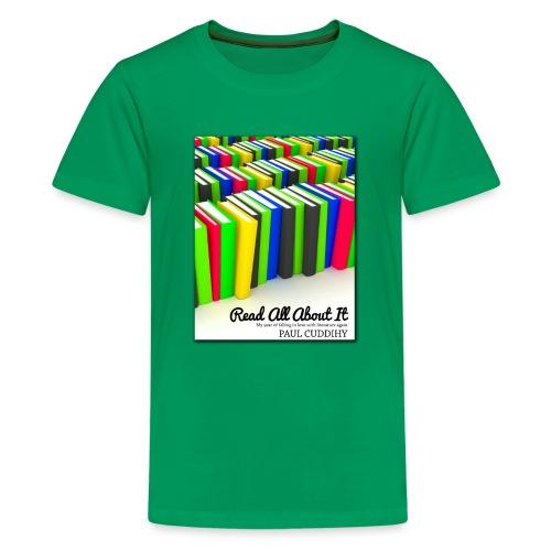 RAAI DropShadow - Teenage Premium T-Shirt