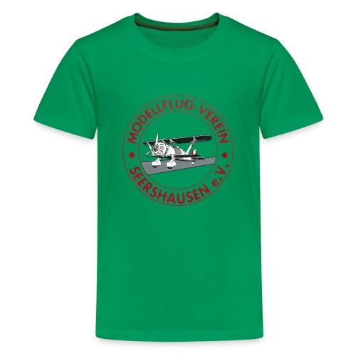 Modellflug-Verein Seershausen e.V. - Teenager Premium T-Shirt