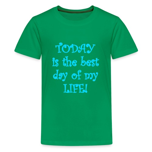 Carpe Diem 21.2 - Teenager Premium T-Shirt