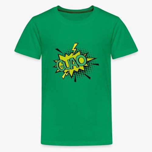 Serie de dibujos animados de los 80s - Camiseta premium adolescente