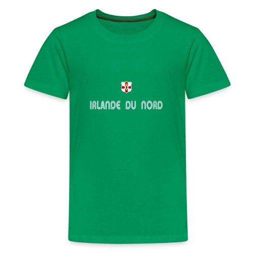 Irlande Du Nord (Northern Ireland) - Teenage Premium T-Shirt
