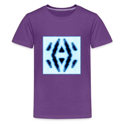 Lichtertanz #3 - Teenager Premium T-Shirt