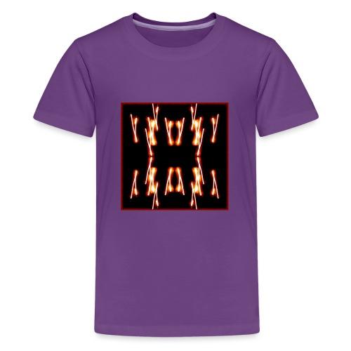 Lichtertanz #4 - Teenager Premium T-Shirt