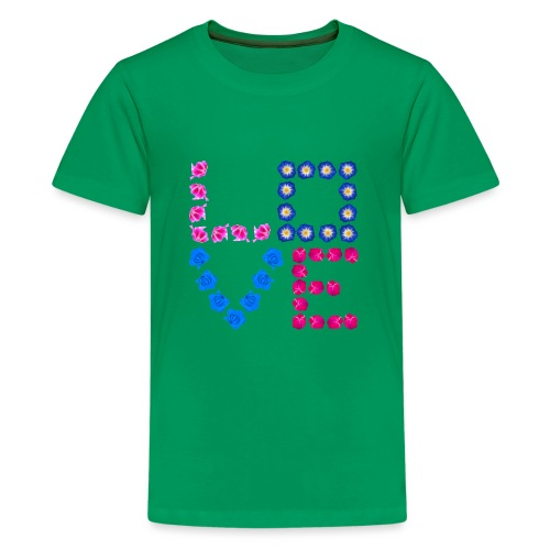 LOVE 21.1 - Teenager Premium T-Shirt