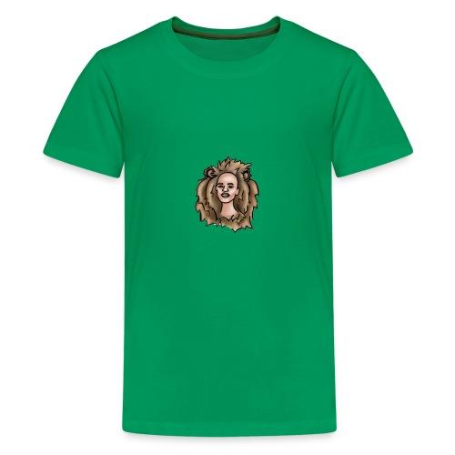 lionlady - Teenager Premium T-shirt