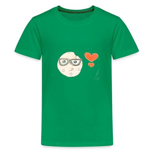 Kids for Kids: Keks mit Herz - Teenager Premium T-Shirt