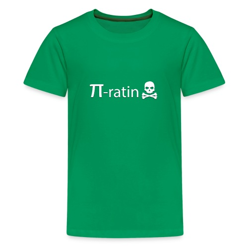 piratin - Teenager Premium T-Shirt